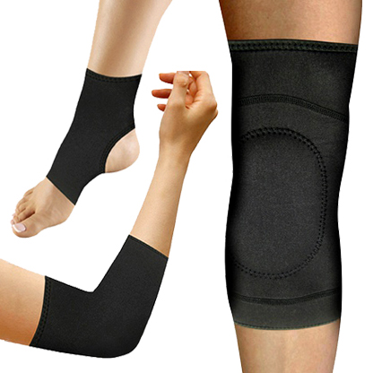 Copper Comfort Compression Brace  Elbow Knee Ankle