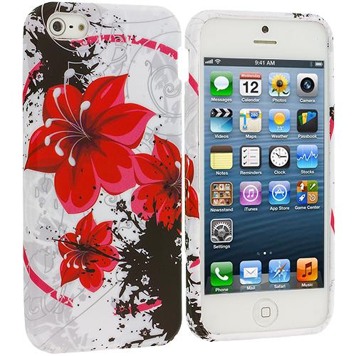 Apple iPhone 5 TPU Design Rubber Skin Case Cover 3809d68fbc24