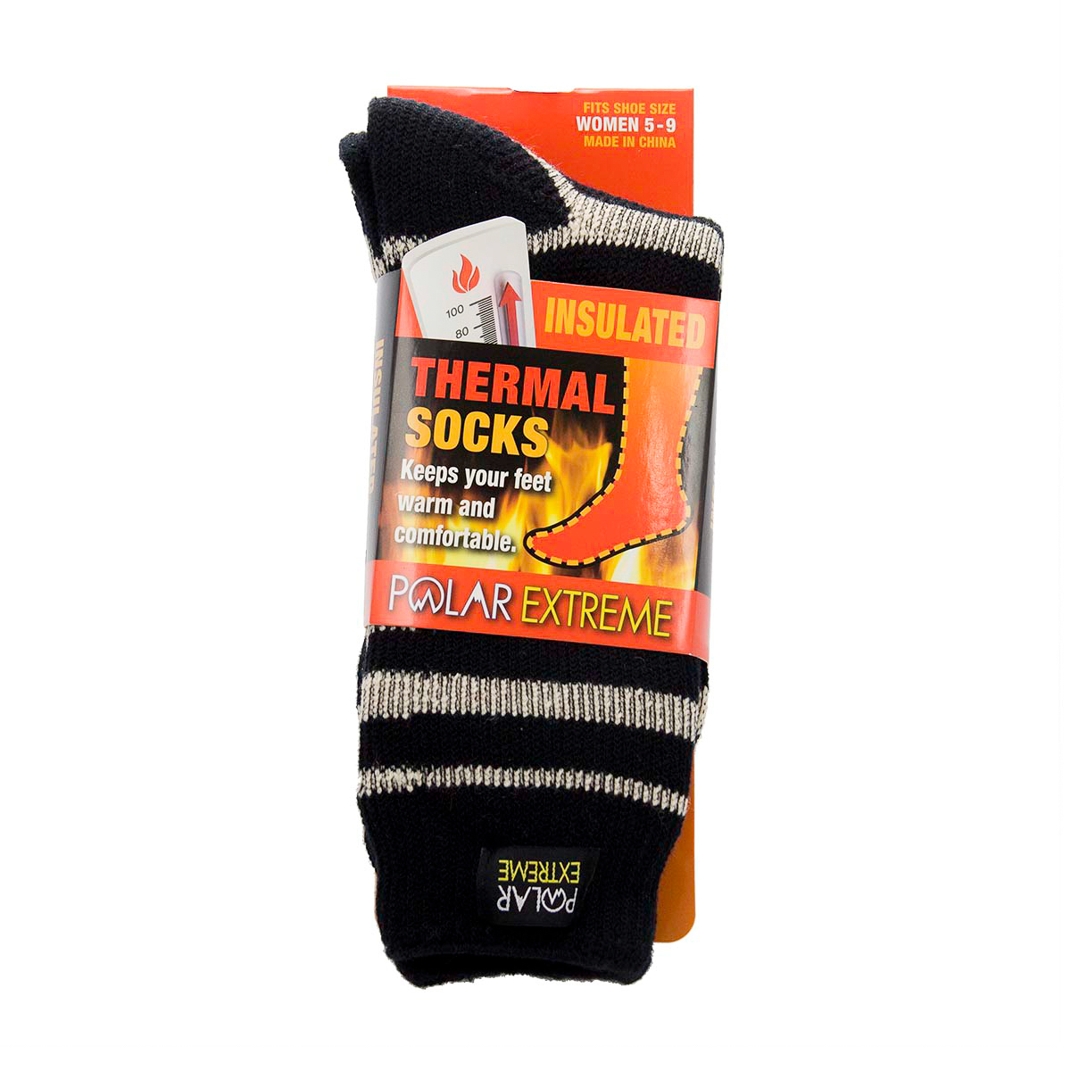 4-Pack Women s Polar Extreme Thermal Socks