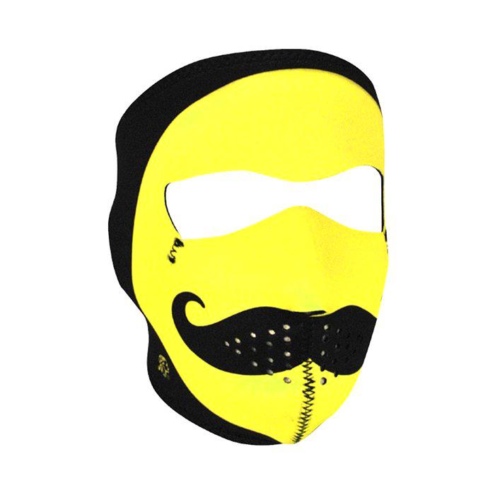 Neoprene Mo Happy Full Face Mask c2e4b765d02d