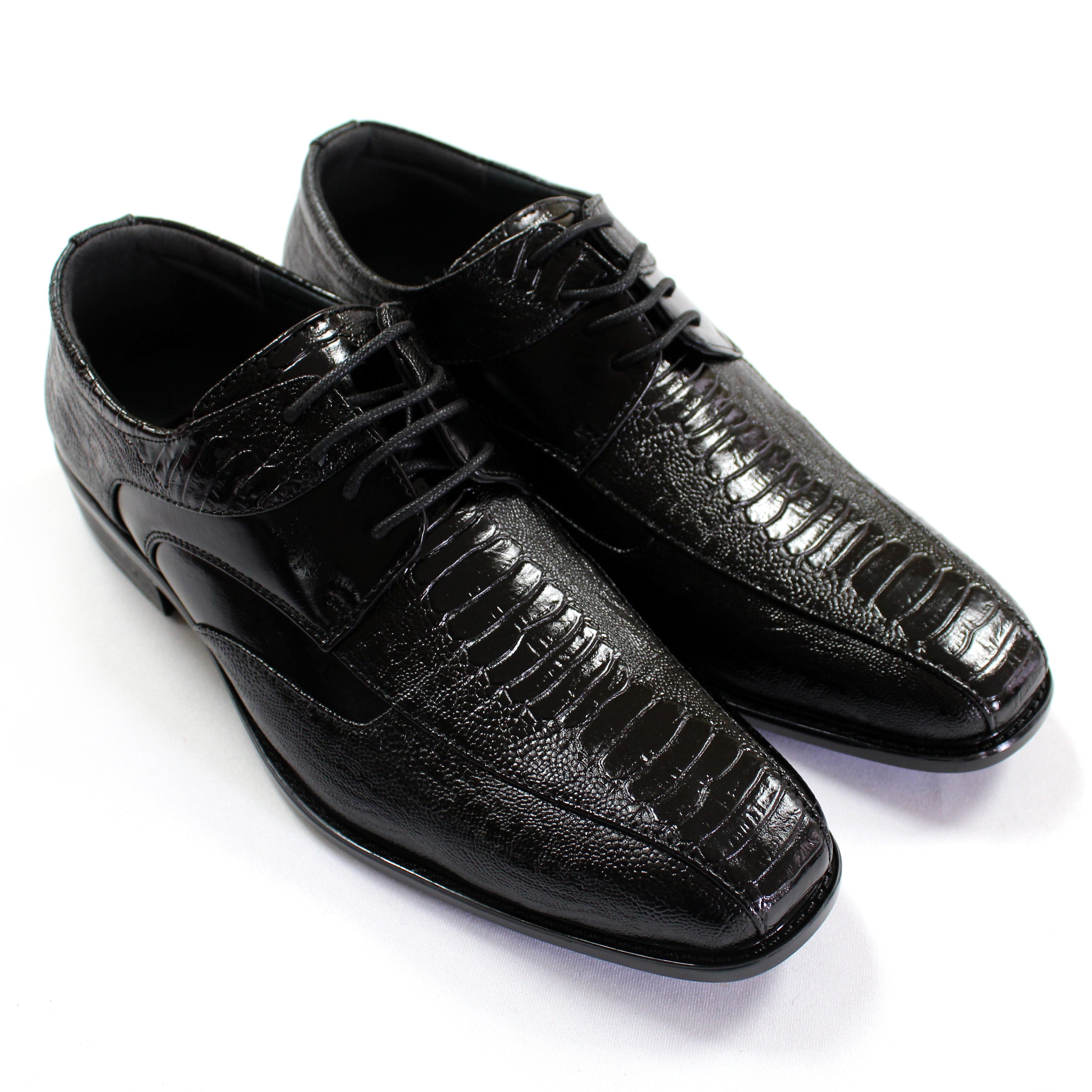 how to wear round toe dress shoes