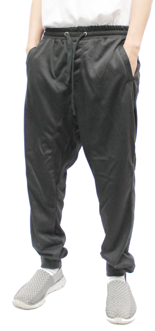 Mens French Terry Jogger Sweat Pants 7f86a3c623d3