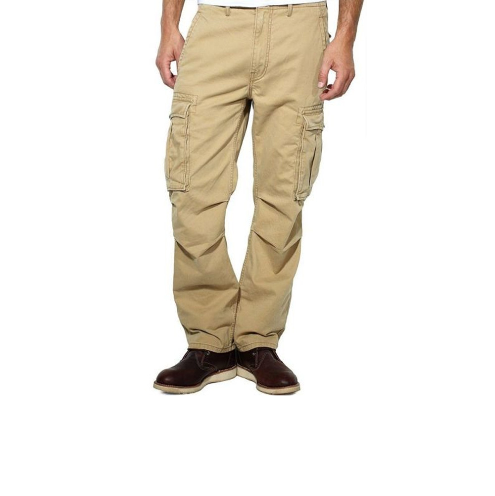 Leg Workwear Loose Levi's Fit Straight Men's Pants Cargo vmw8N0n