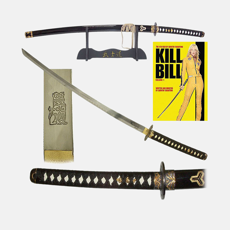 KILL BILL Katana Sword with Display Stand 148553