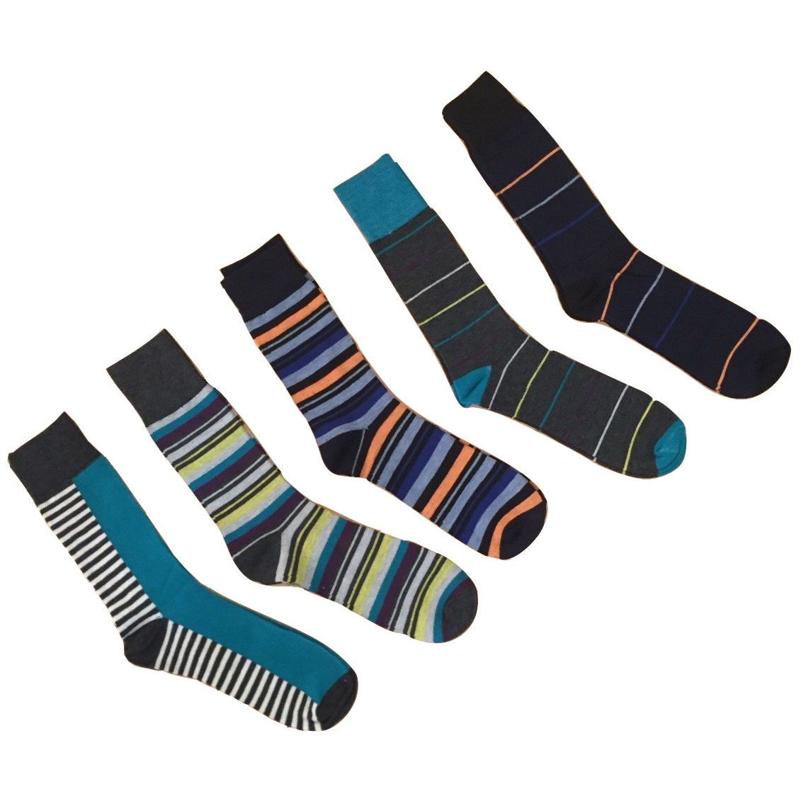 10-Pairs Men's Beverly Hills Polo Club Fashion Socks