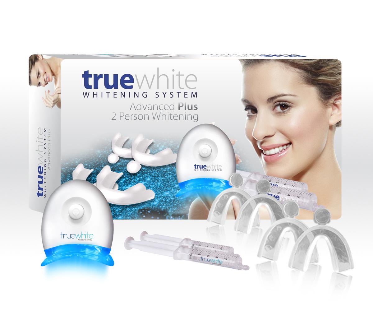 True White Advance Plus Whitening System For 2 Tanga