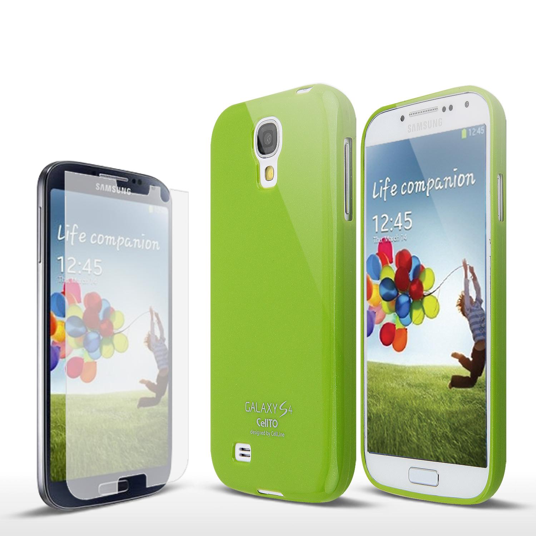 Samsung Galaxy S4 Flexible Protective Case