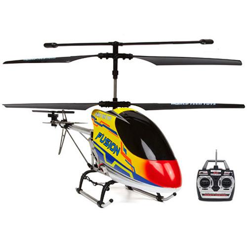 3.5ch Fusion Remote Control Gyro Helicopter 23e319400e68