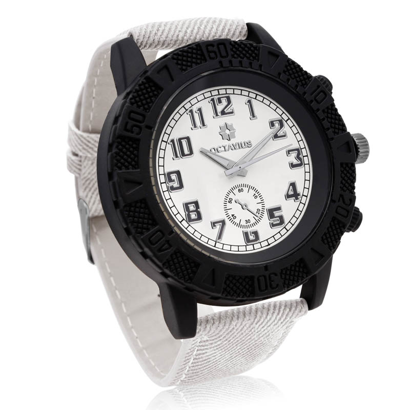 Octavius The Luthor Watch - White