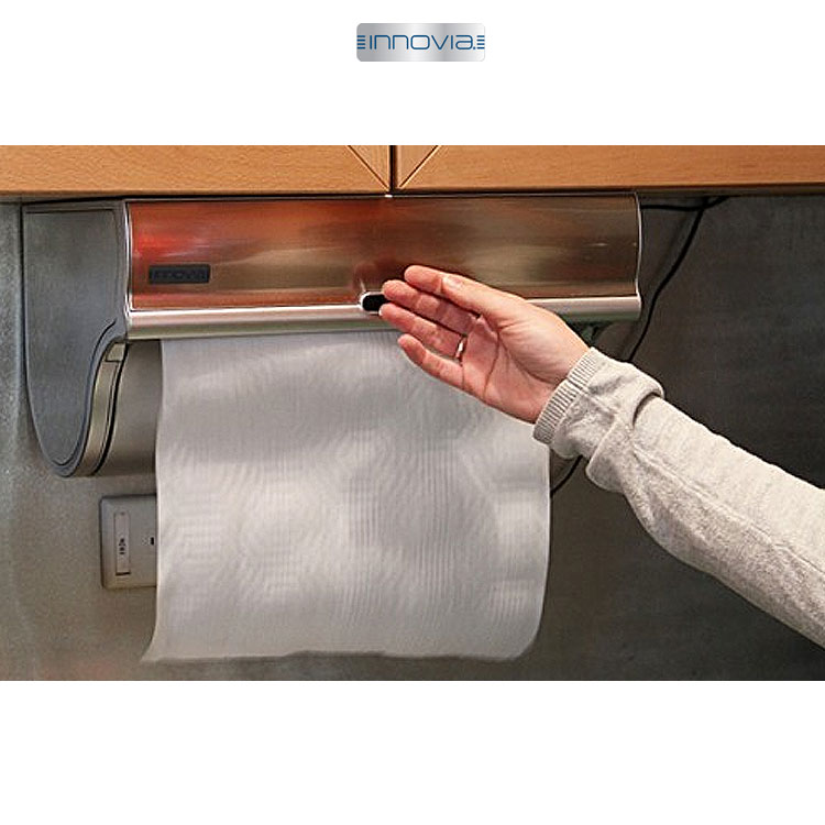 Innovia automatic paper towel dispenser tanga for Automatic paper towel