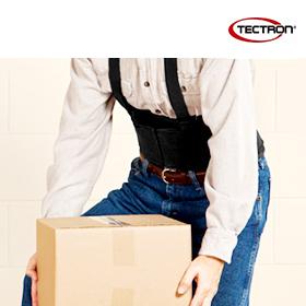Tectron Unisex Lumbar Back Support Belt