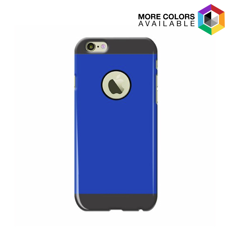 2-Pack  Slim Profile Cases for iPhone 6 or 6 Plus - Color Block