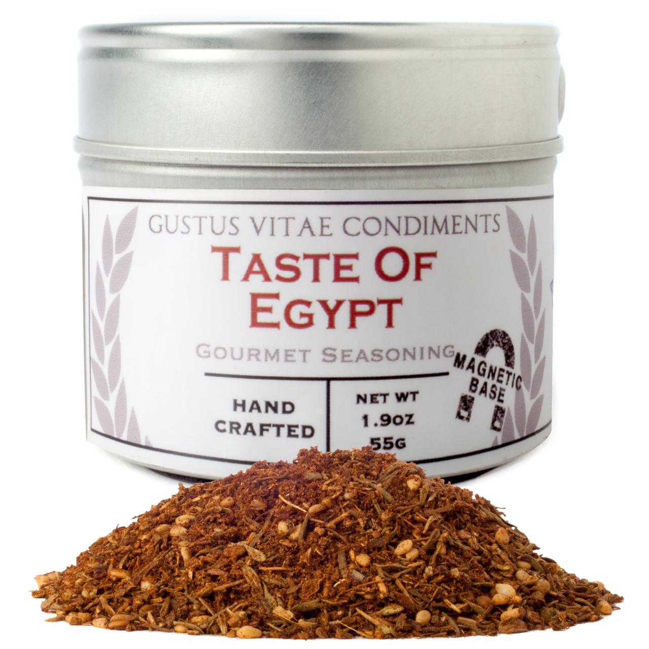 Taste of Egypt Gourmet Seasoning