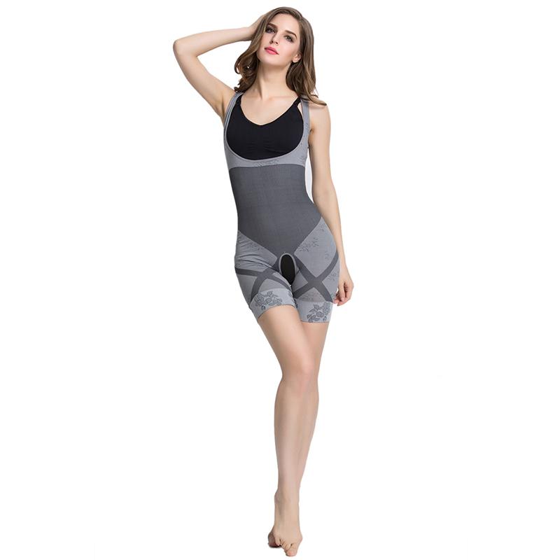 Women s Bamboo-Charcoal Slimming Bodysuit