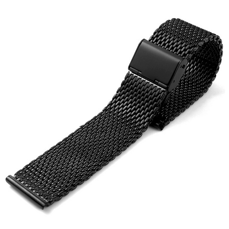 ipm stainless steel mesh milanese loop band for apple watch tanga. Black Bedroom Furniture Sets. Home Design Ideas