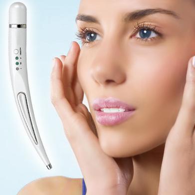 Ultrasonic Ionic Anti Wrinkle Eye  amp  Face Massager c3d05e2963a9