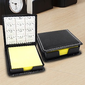 Memo Pad w  Yellow Sticky Notes Organizer for 2016