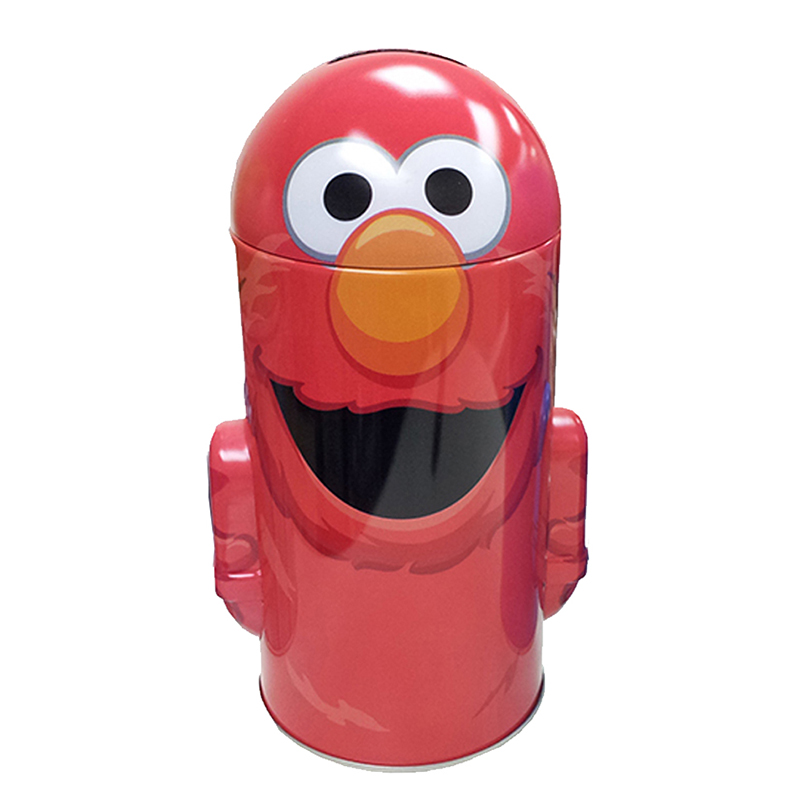 Sesame Street Molded Coin Bank 460e6413eb5f