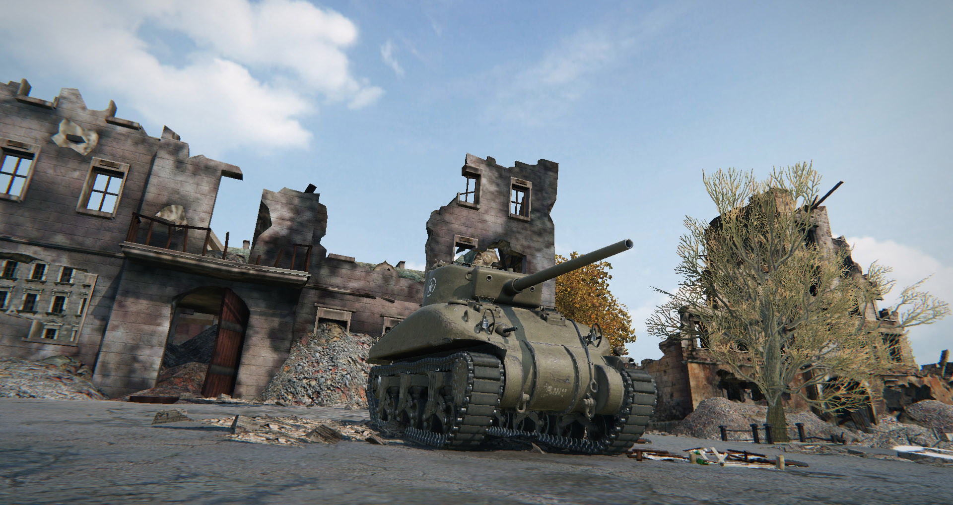 M4 Sherman: An All-Rounder