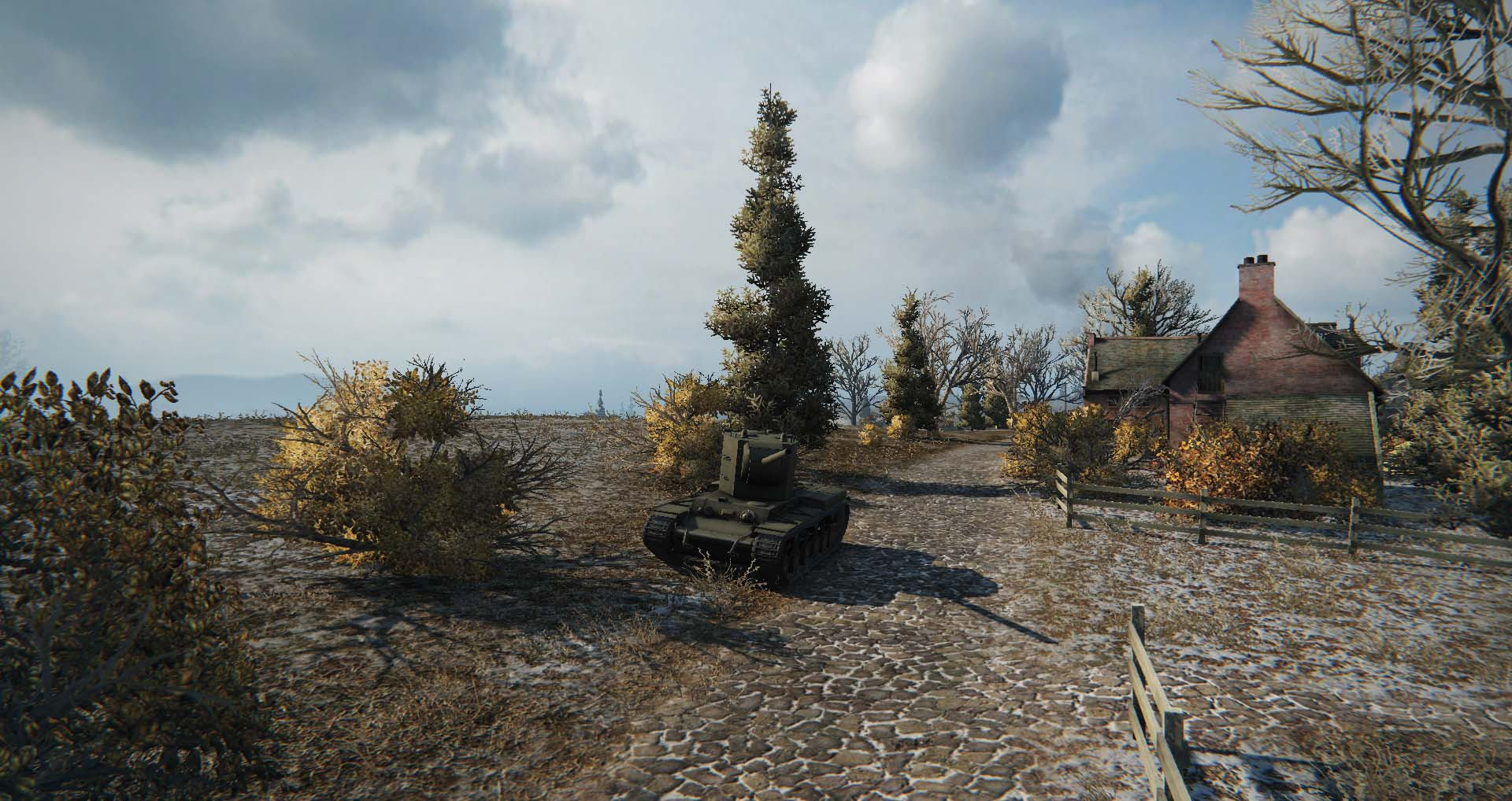 The single KV-2 managed to hold off the German advance, through sheer determination and heroism.
