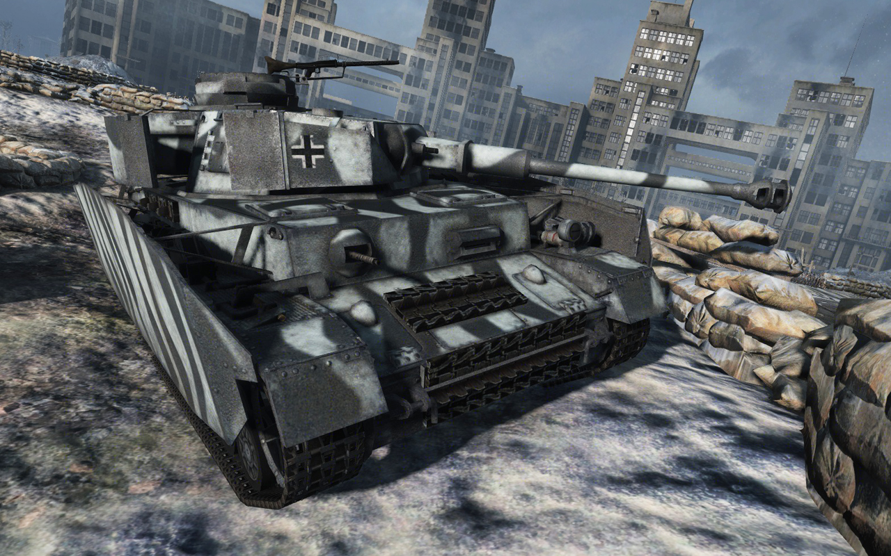 The Pz Kpfw IV Ausf H is one of German's most produced tanks and acts as an excellent sniper in World of Tanks.