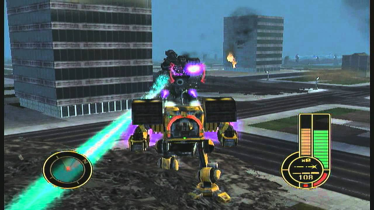 MechAssault was the first mech game for Xbox and one still popular with Xbox owners today.