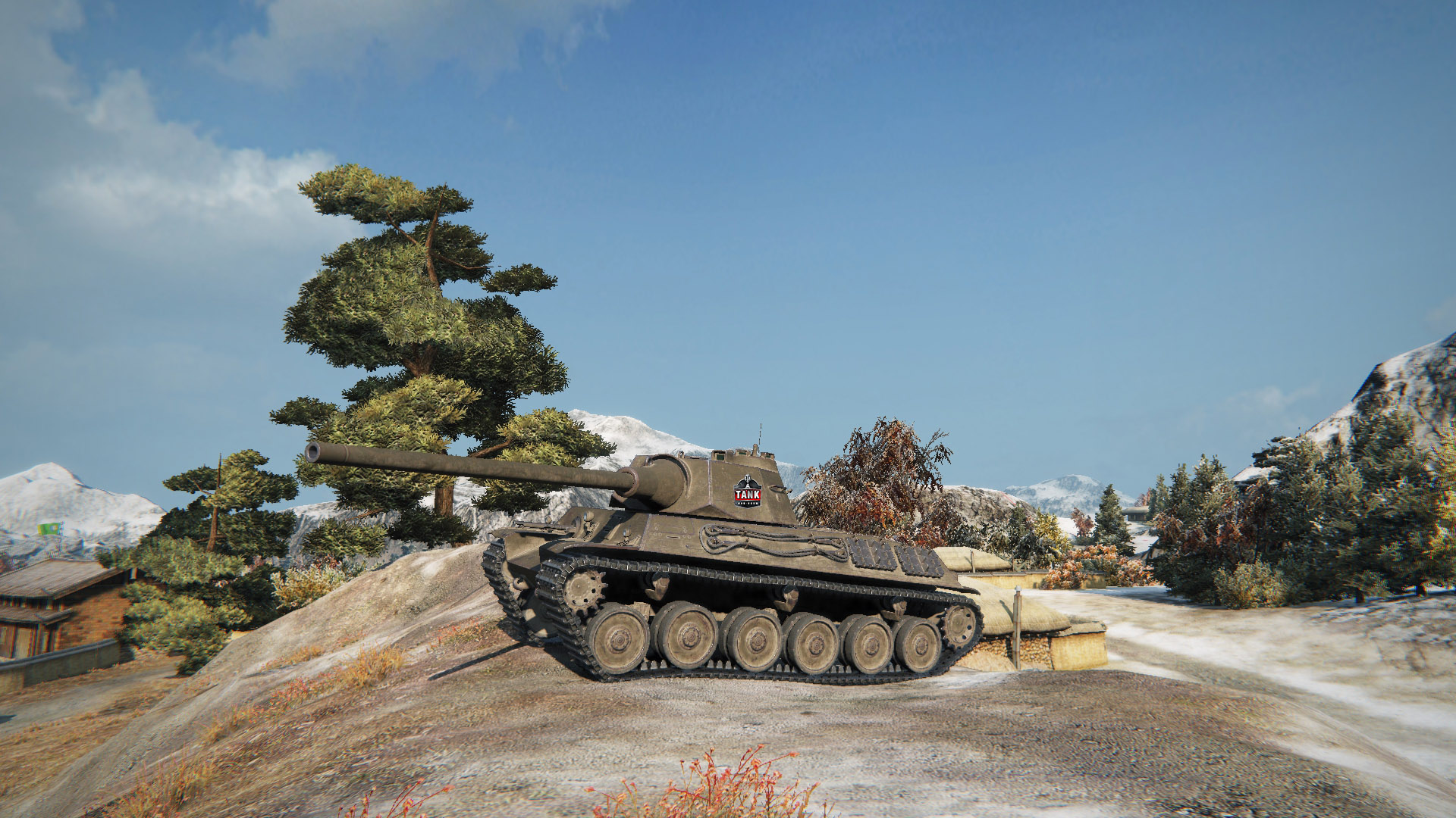 Be sure to leave your guess in the comment section. Include the name of the tank and its gun!