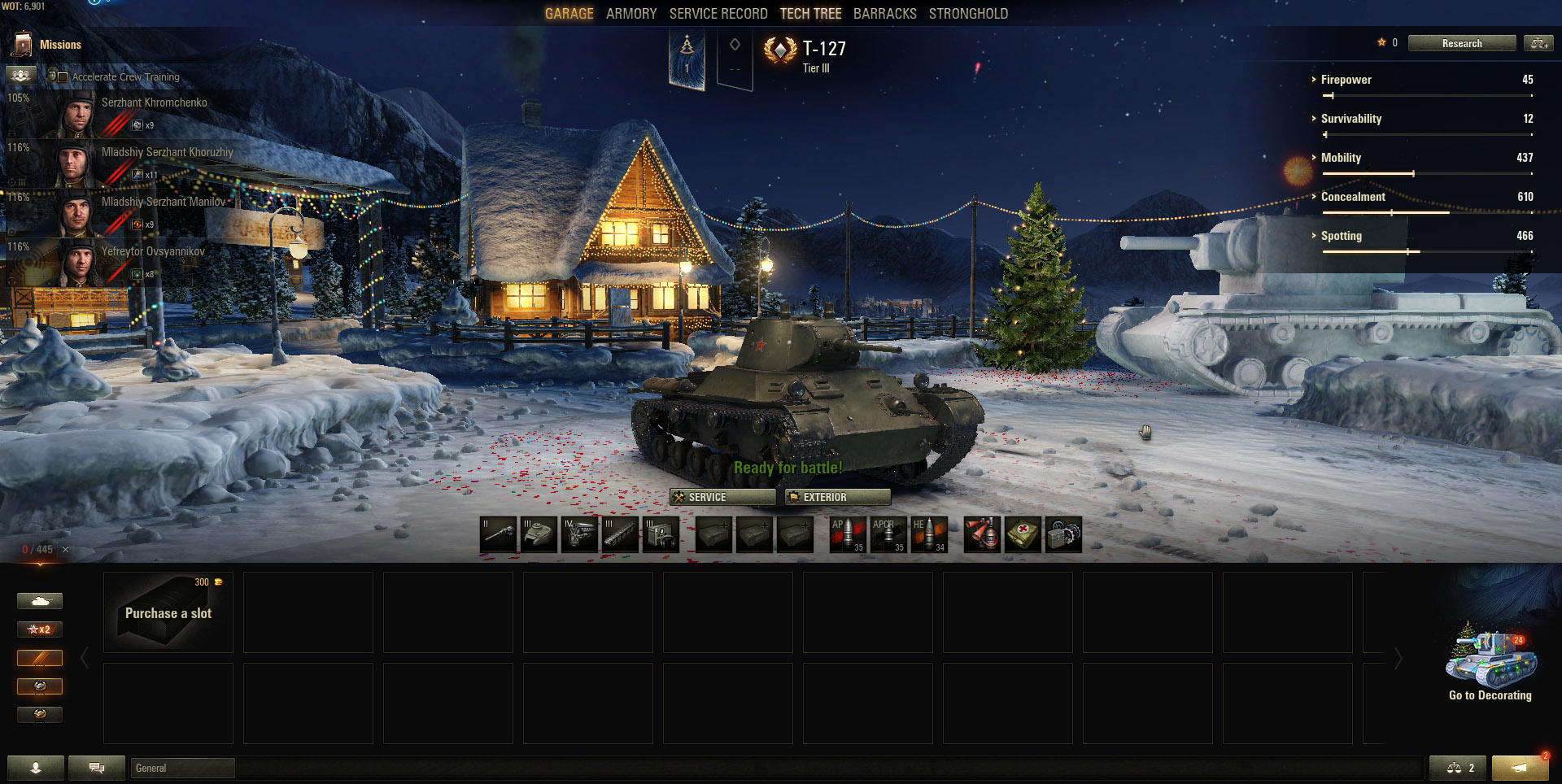 Wot preferred matchmaking tanks