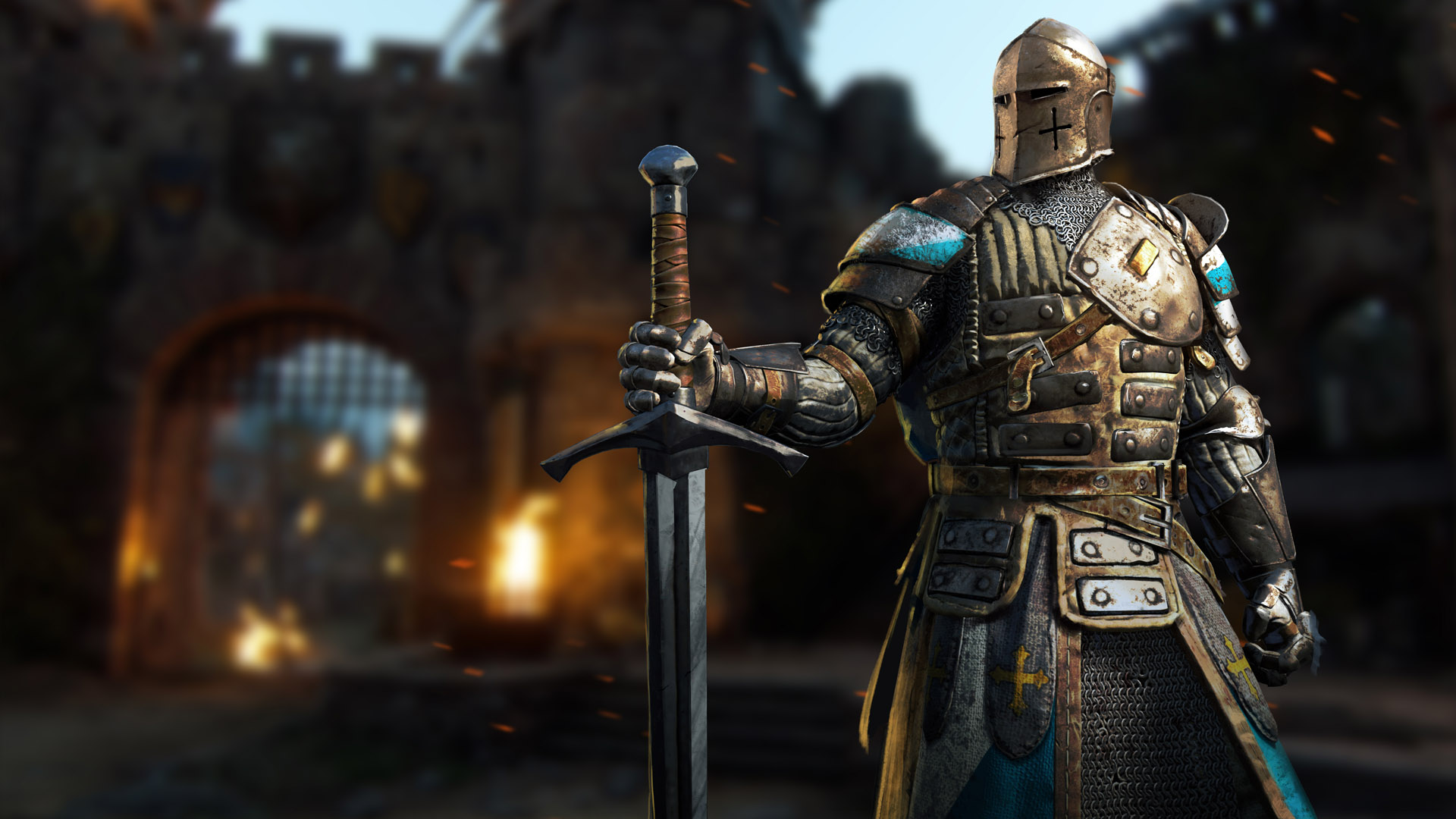 The Knights are a top contender for the best Faction in For Honor, thanks to the variety of characters on offer. The Warden and Peacekeeper are some of the best characters in For Honor.
