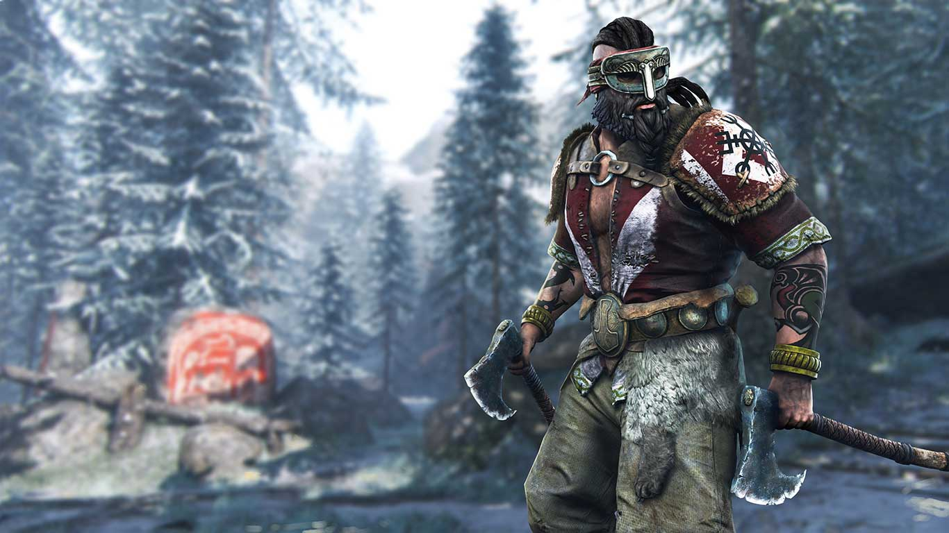 The Vikings had their time to shine in the beta, but in the current meta, they aren't likely to be considered one of the best Factions in For Honor.