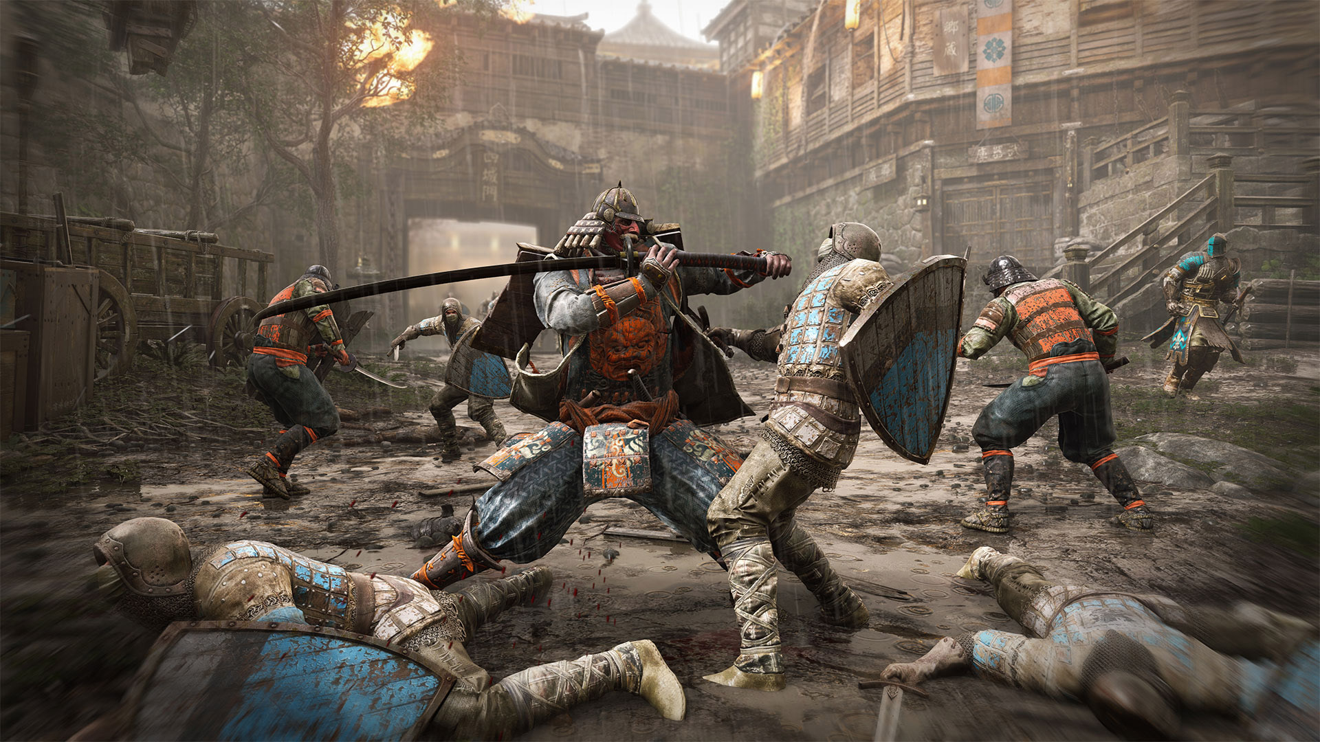 When blocking in For Honor, remember to match the direction your opponent is attacking from to successfully avoid being damaged.