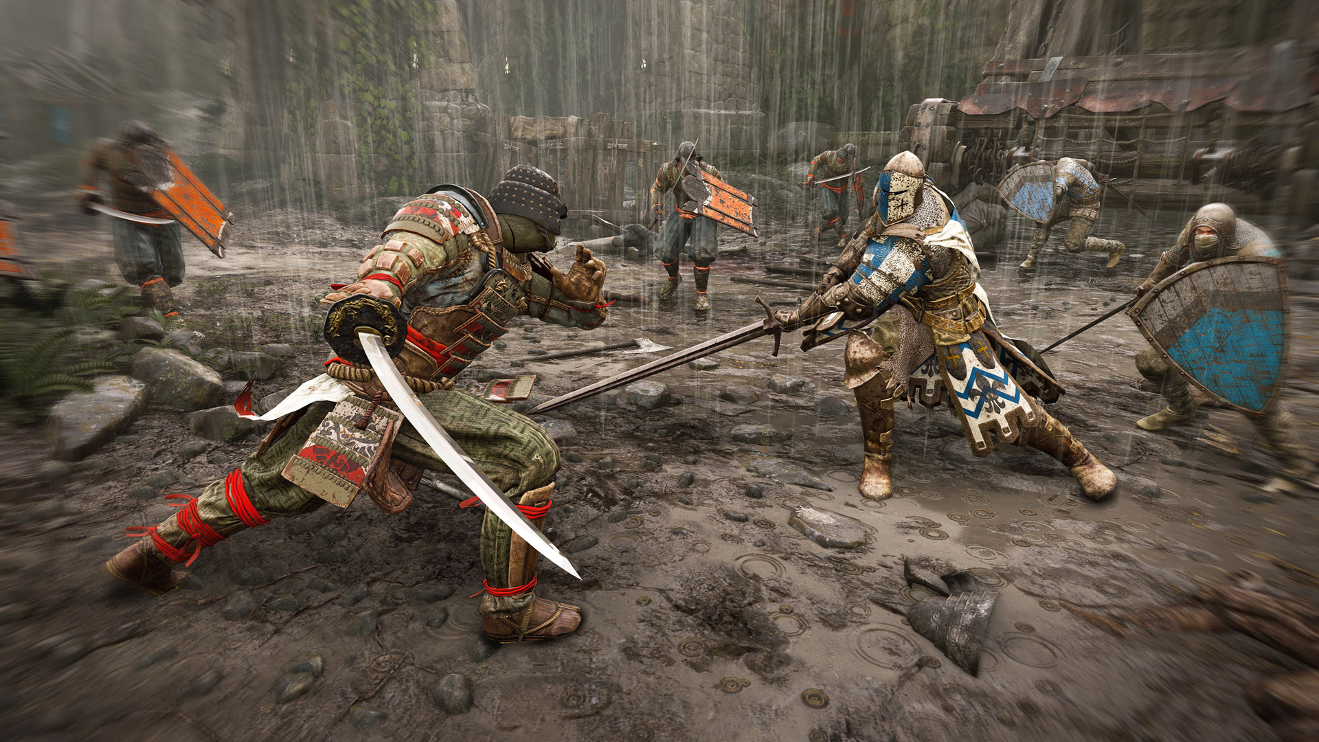 Zone Attacks are a powerful move in For Honor, and one worth keeping in your back pocket in case of emergencies!