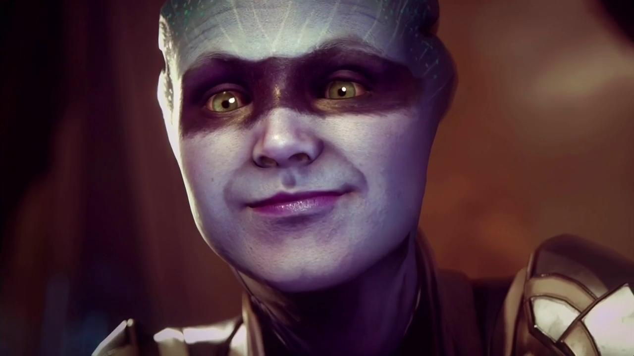 Peebee is another squadmate you can find in Mass Effect: Andromeda, she's also a romance option for both Ryder twins!