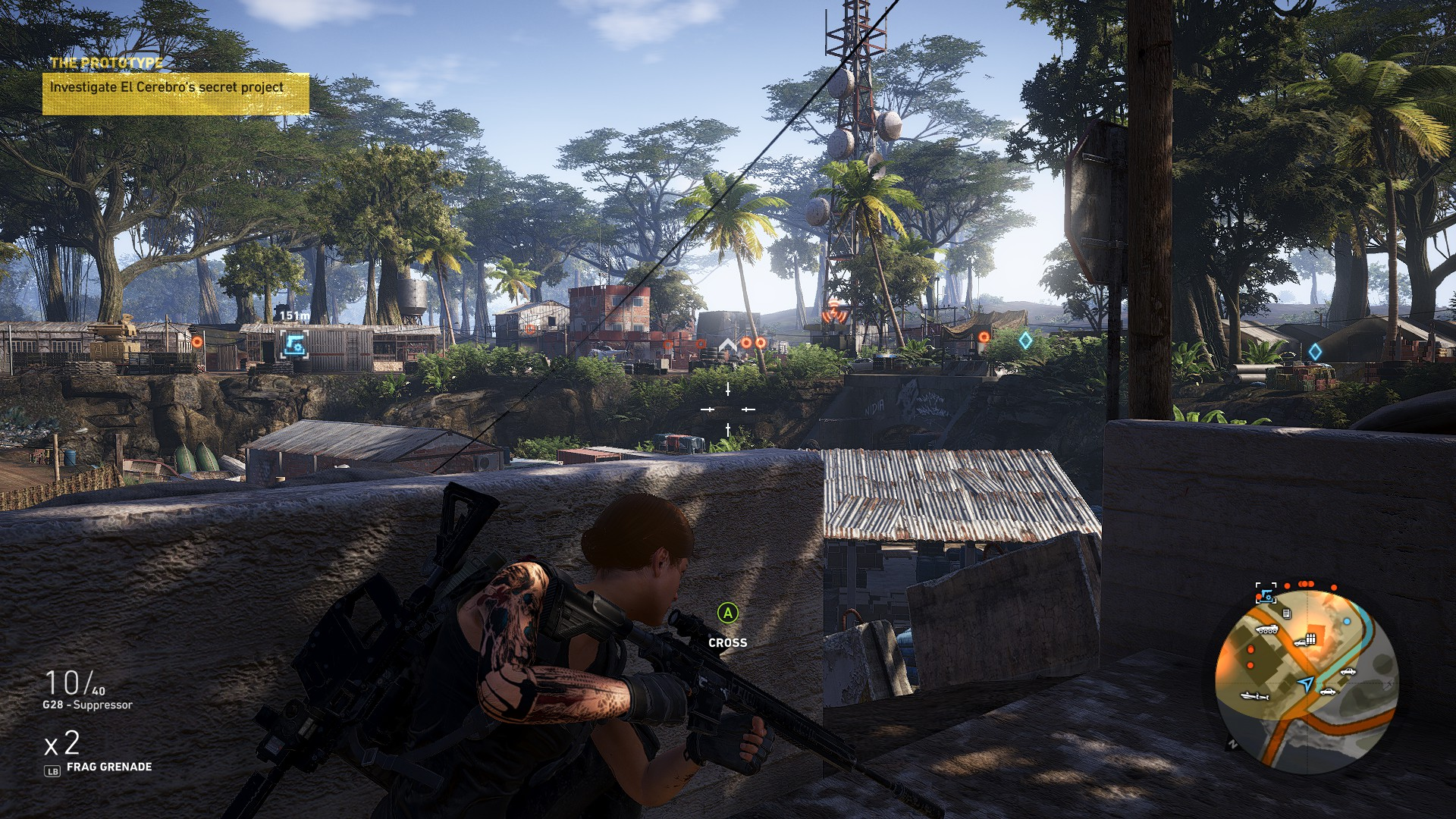 When trying to reach max level in Ghost Recon Wildlands, it can be a good idea to unlock powerful weapons to help you better cope in the difficult areas.
