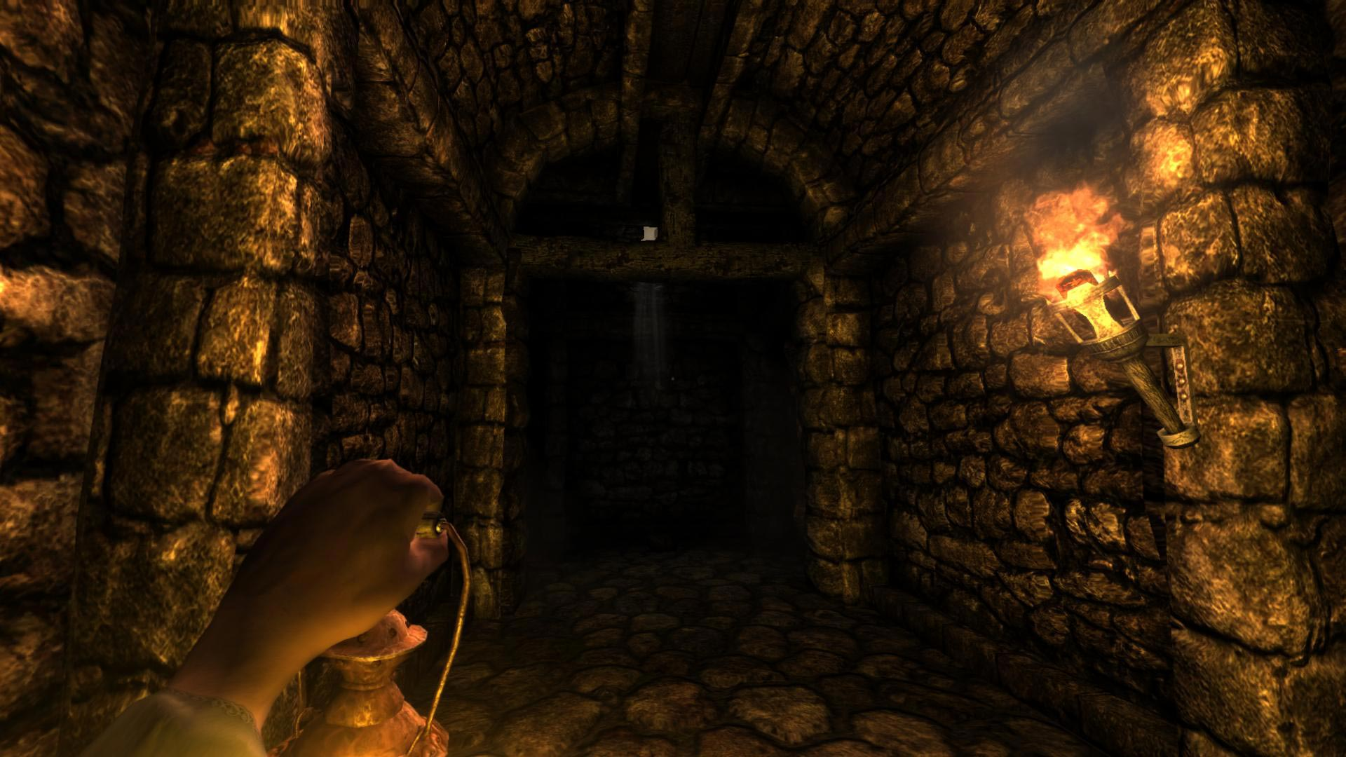 Amnesia: The Dark Descent relies heavily on its atmosphere, whereas Outlast 2 tends to rely on jump scares.