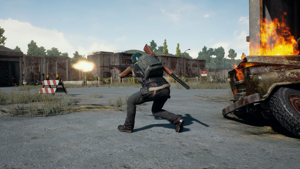 Playerunknown's Battlegrounds is currently only available through Steam on PC, with a version on Xbox One and PlayStation coming soon.