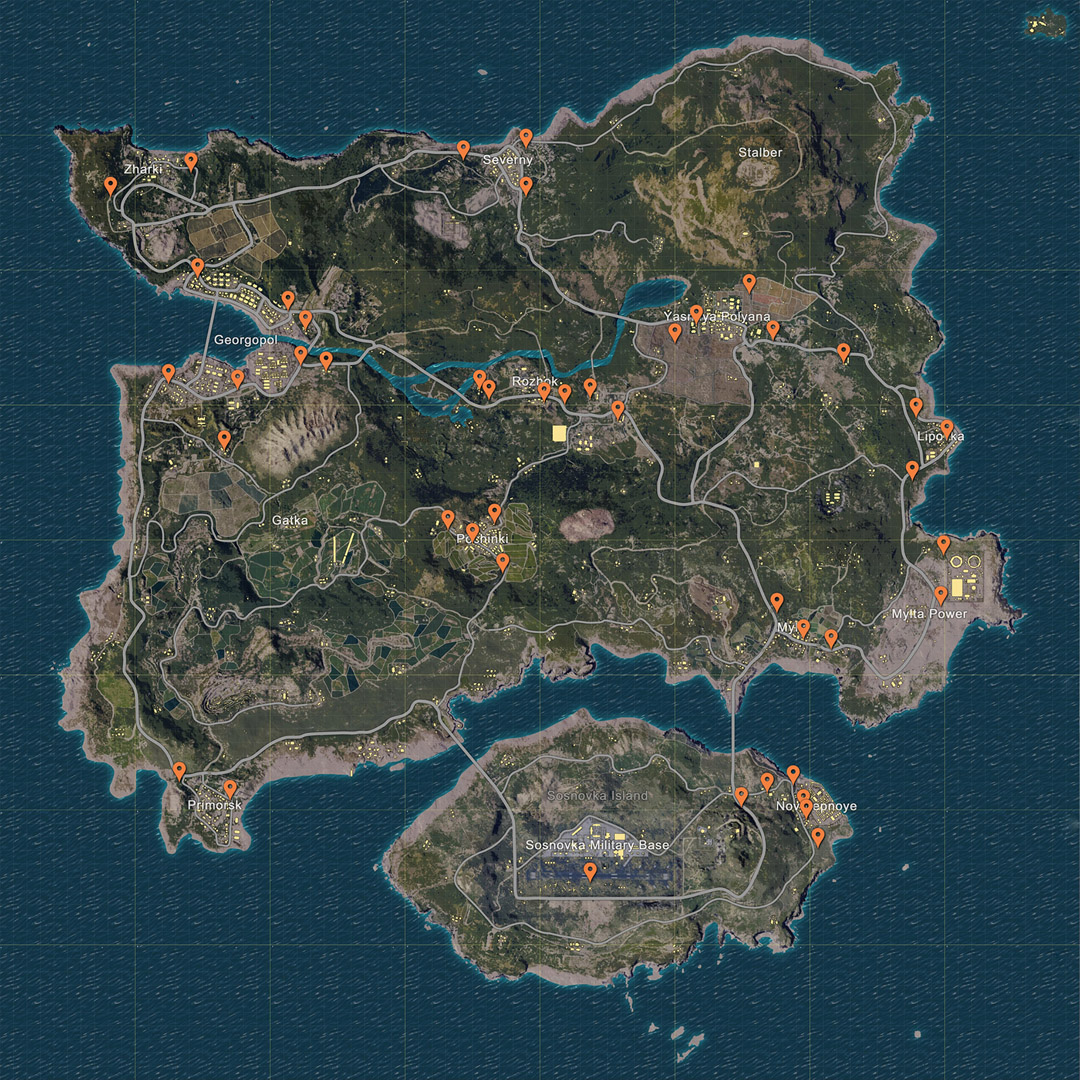 Finding car spawn locations in Playerunknown's Battlegrounds is incredibly important, especially if you're trying to relocate to another position.