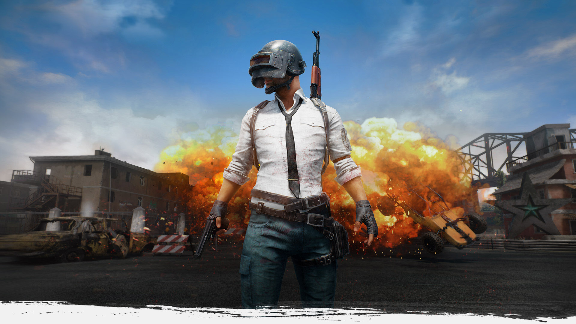 Straight up, Battlegrounds seems like an over-night success story. This game is extremely addictive and full of pulse-racing moments!