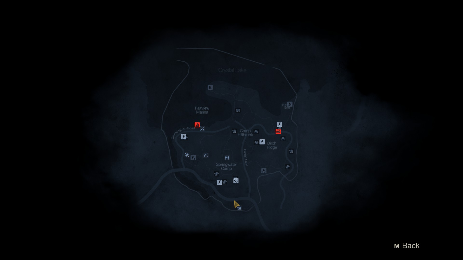 The Morph ability lets Jason teleport wherever he wants around the map.