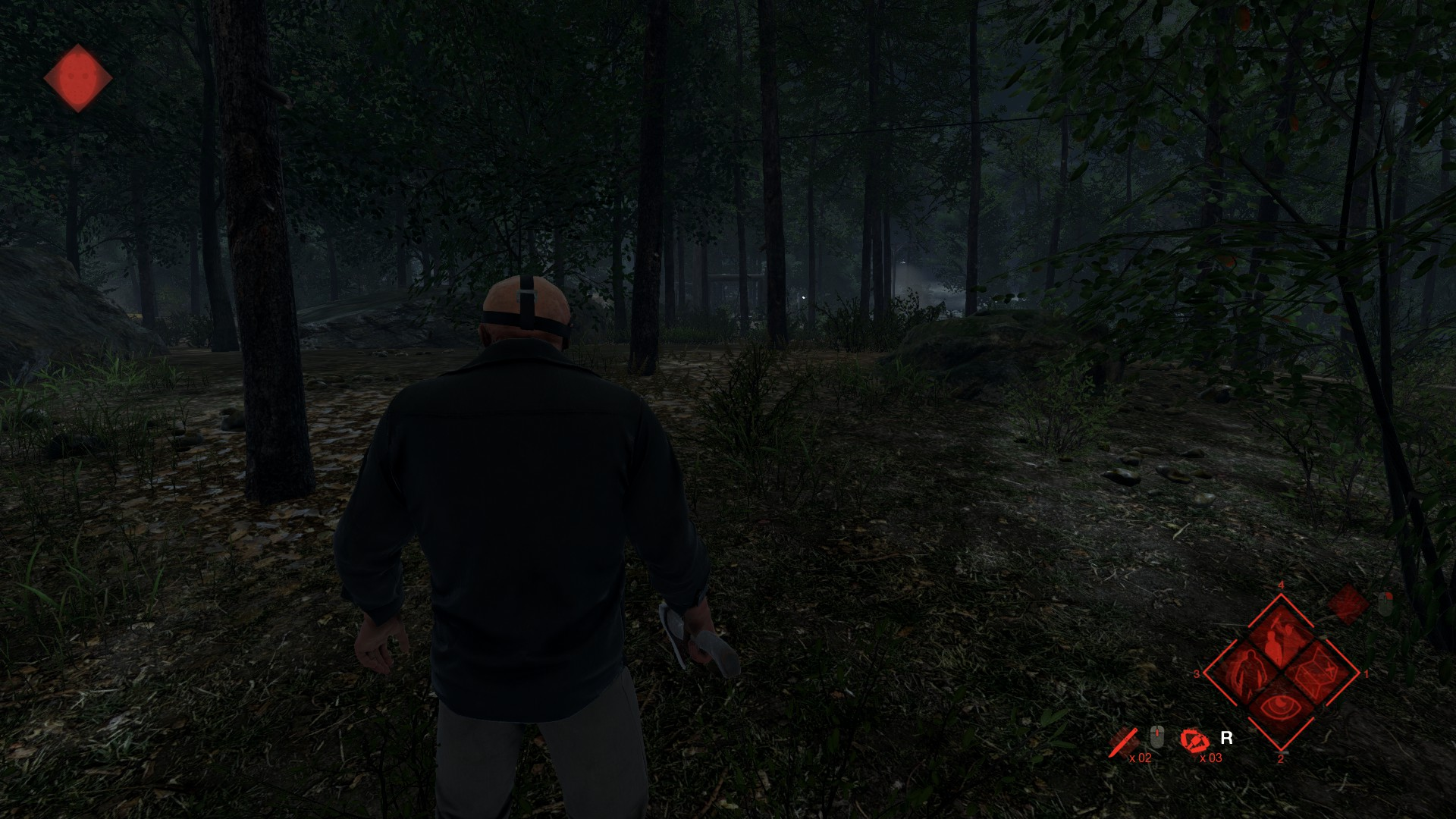 When Rage activates, all of Jason's abilities become more powerful.