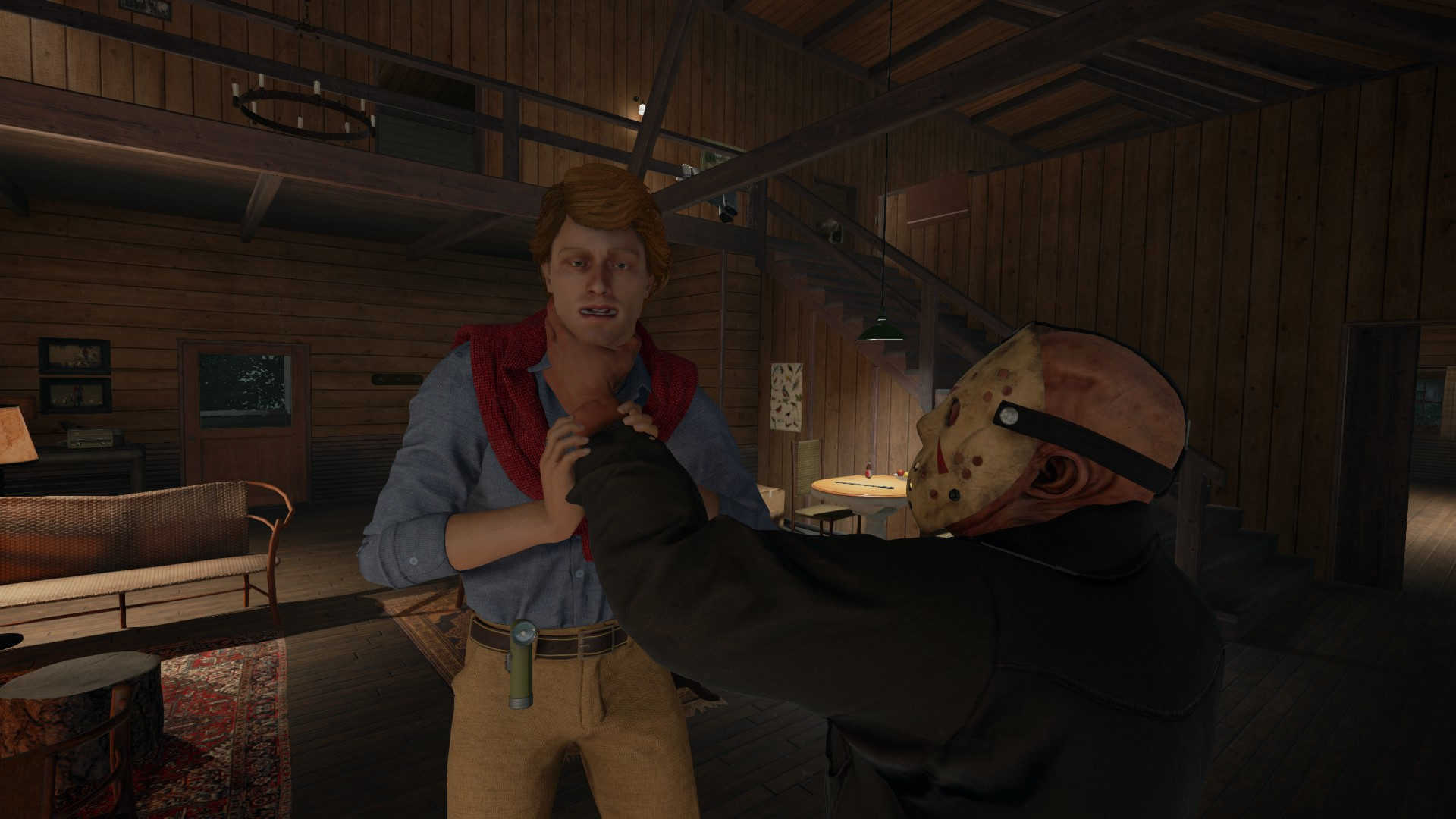 Depending on the amount of people in your game, the chances of you playing as Jason are slim.