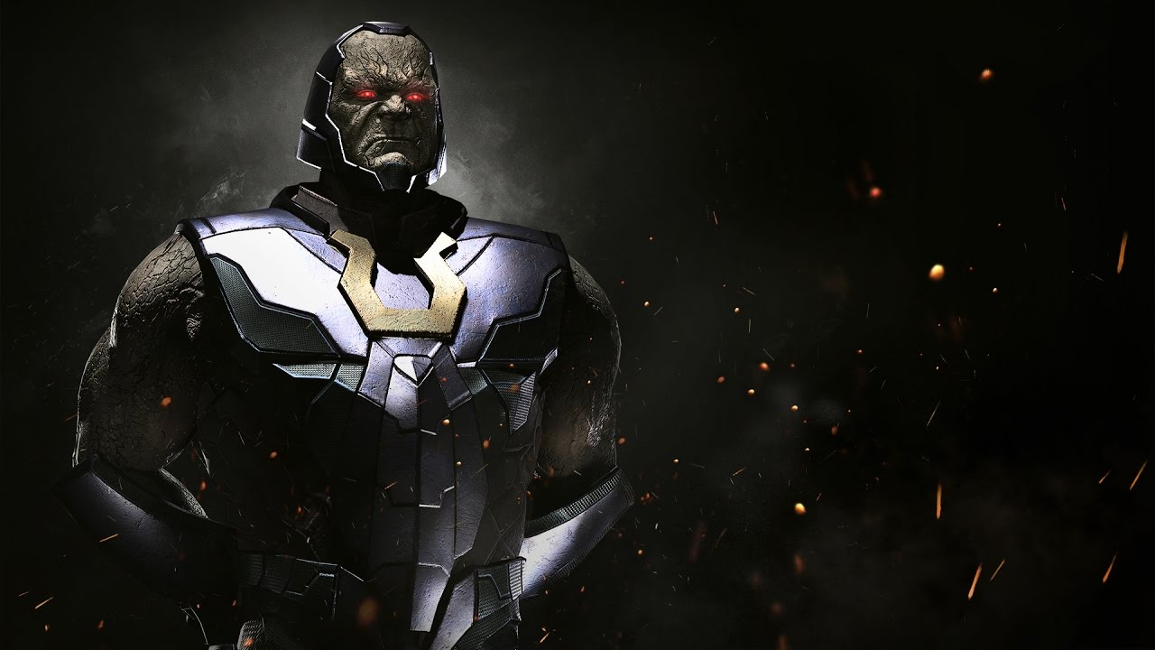 Initially only a pre-order bonus, Darkseid might be available to purchase at a later date.