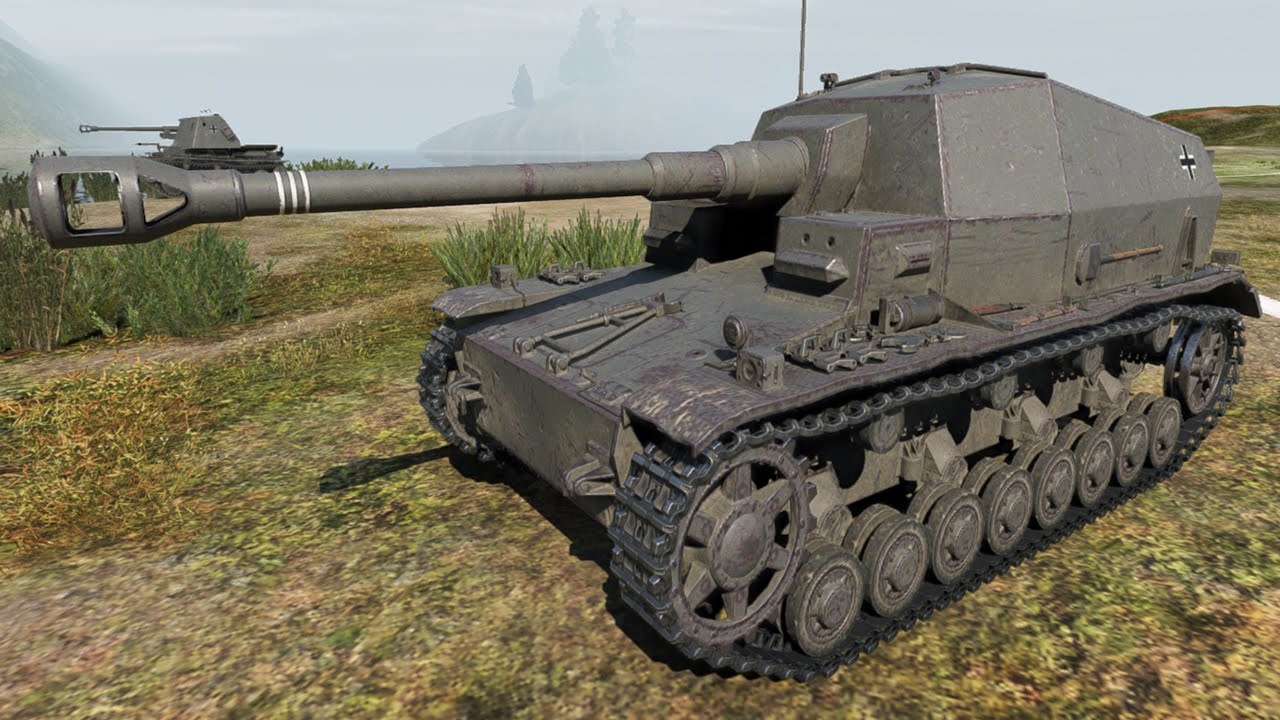 The Dicker Max is an excellent Premium tank with a tonne of alpha damage.