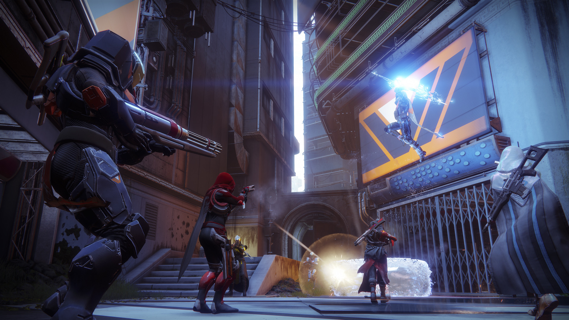 When running at 60fps, Destiny 2's PvP, the Crucible, is going to feel like silk.