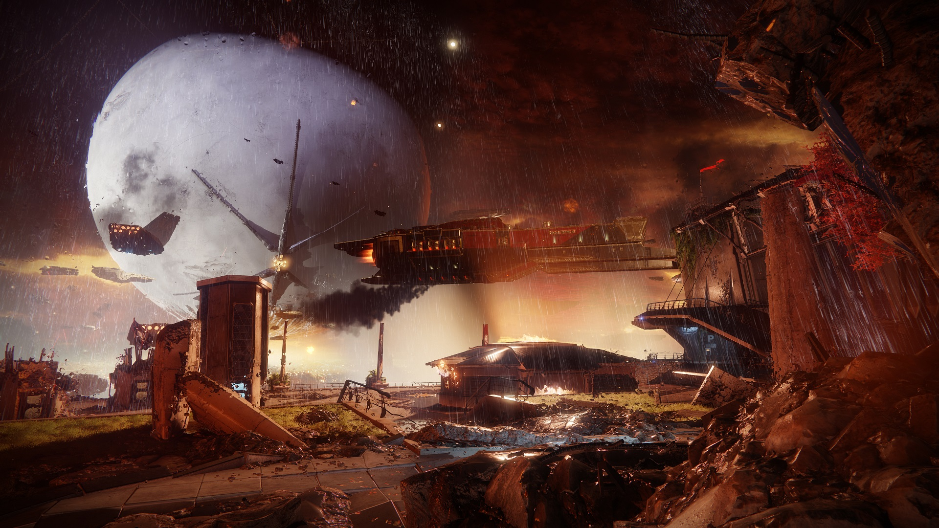 Bungie have poured a lot of effort into improving the visual fidelity of Destiny 2 specifically for PC, take advantage of that by ensuring your rig can run it.