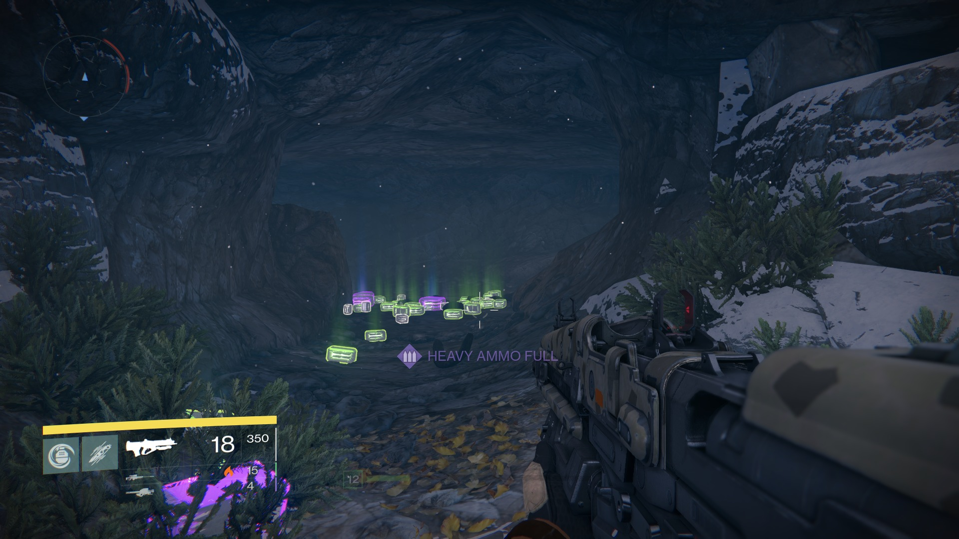Enemies dropping ammo is rewarding, but for horde mode, it alleviates some of the challenge.