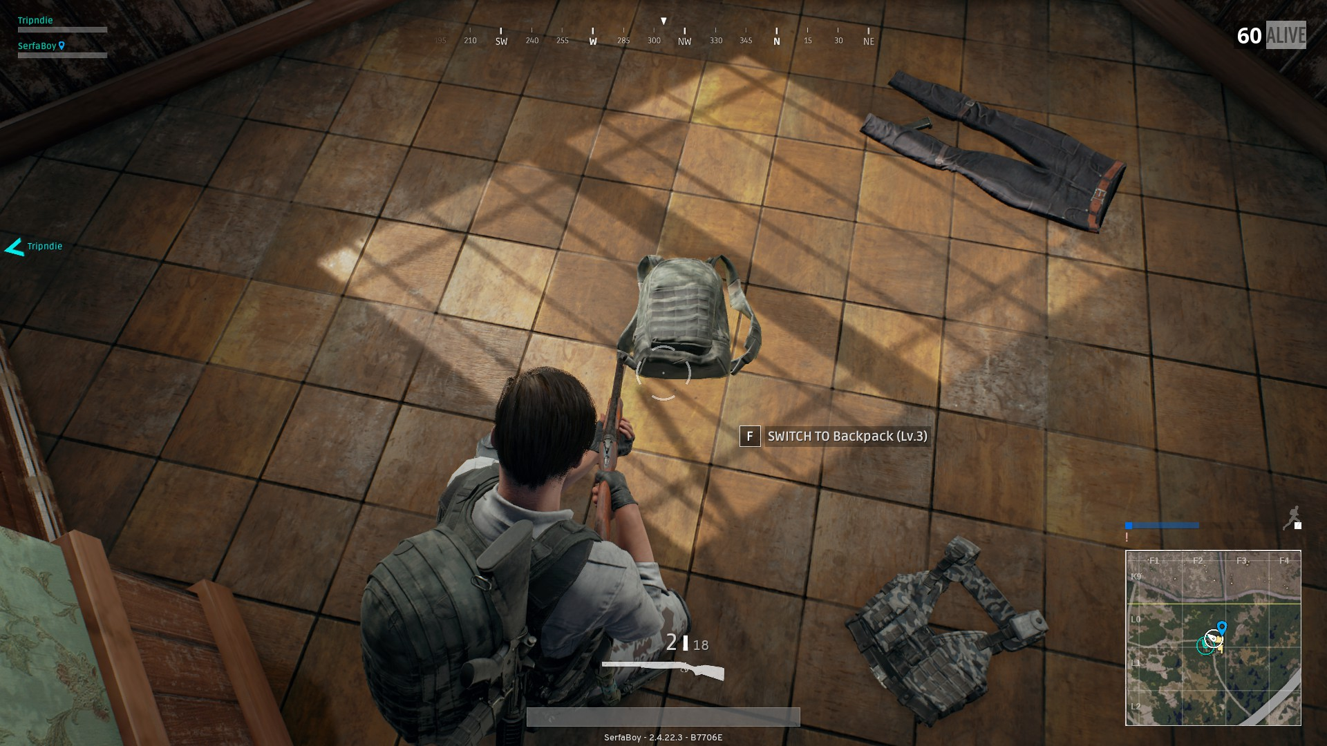 Coming across a Level 3 Backpack in PUBG is a special moment, and now you can buy your own!