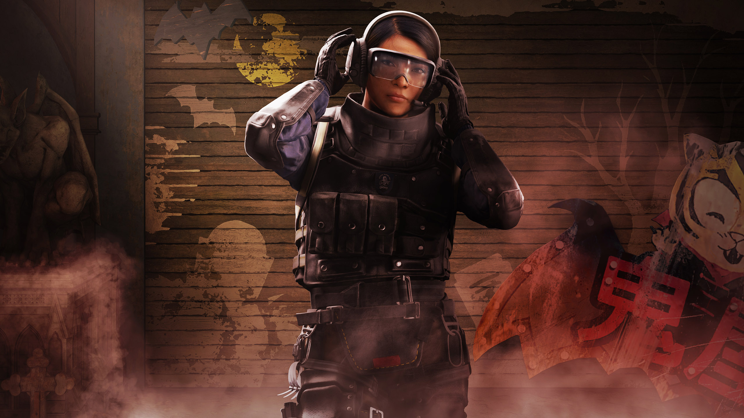 Ying is one of the new Operators coming with the Blood Orchid update on September 5, 2017.