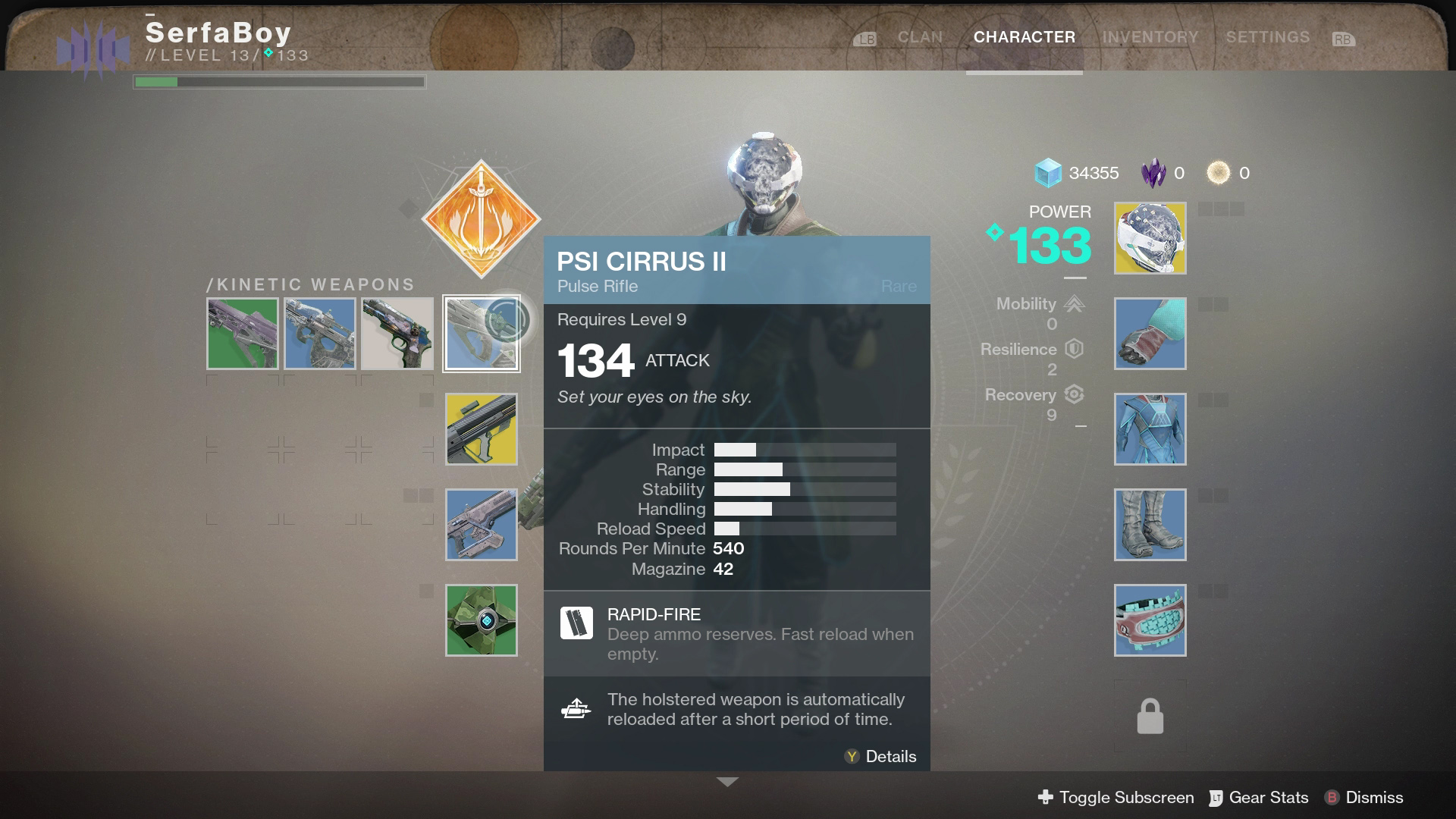 """""""Light Level"""" is now called """"Power"""" in Destiny 2, and is still the average of your Weapon Attack and Armor Defense stats."""