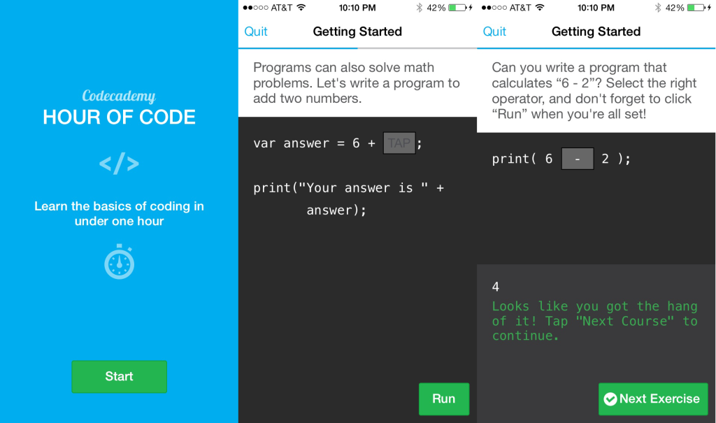 Codecademy On-boarding Flow